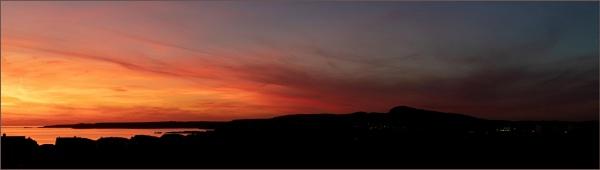 Sunset at Trearddur Bay by DicksPics