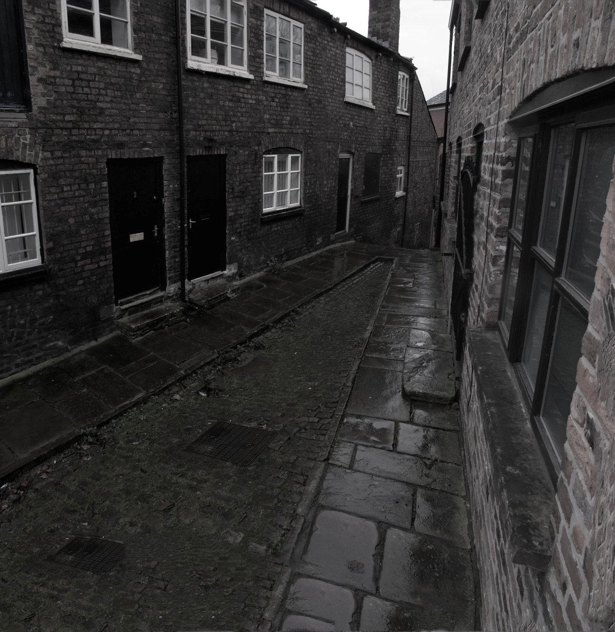Short Street, Macclesfield.