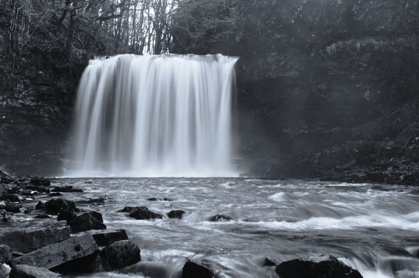 Sgwd yr Eira:// Waterfall of the Snow by eyelevelphotographyuk