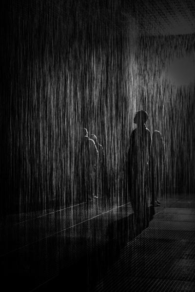 The Rain man by ColleenA