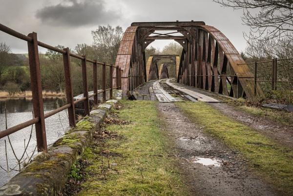 Loch Ken Viaduct by TrotterFechan