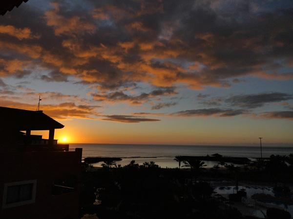 Sunrise This Morning by DaveRyder