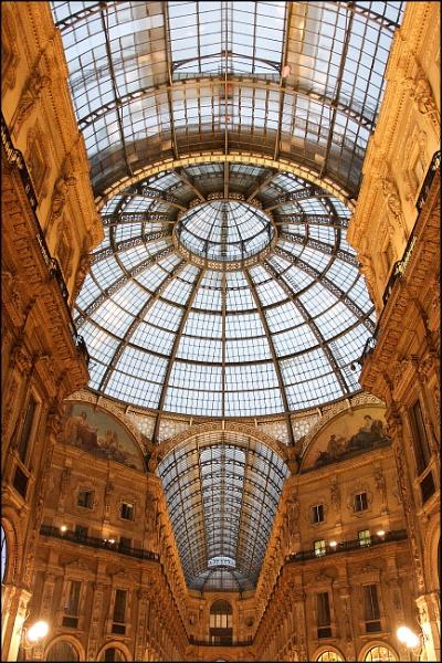 Galleria  Vittoria Emanuele 11 by rickie
