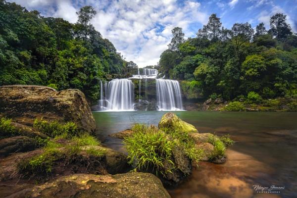 Lyngksiar Falls by BUMBA