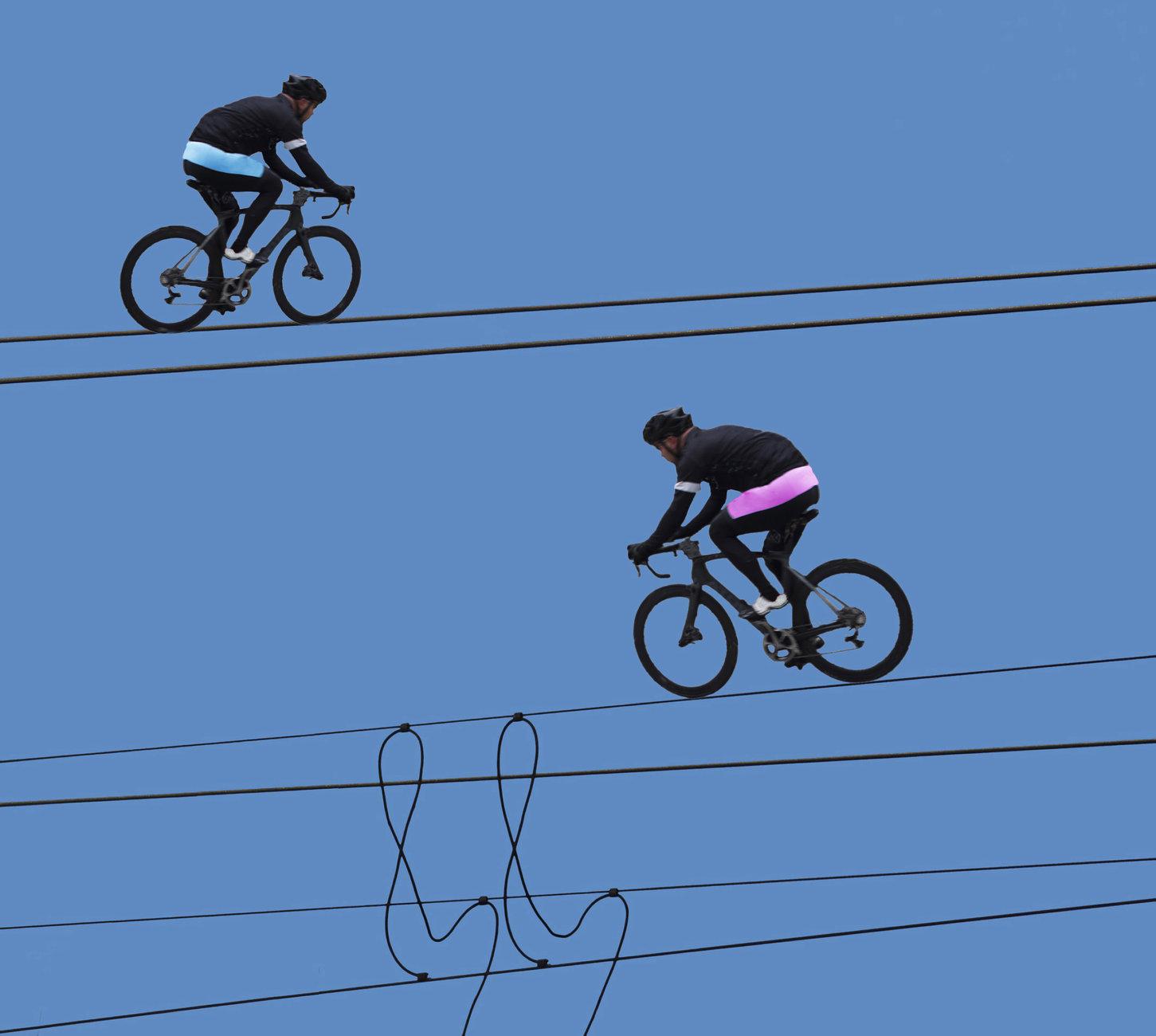 Trick Riders