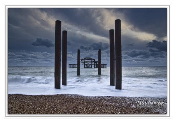 Brighton West Pier 2 by IainHamer