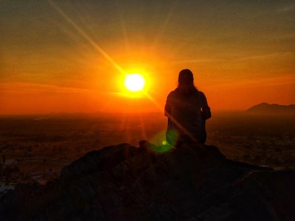 Sunset by Nityam