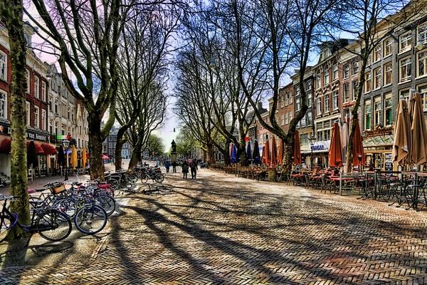 Autumn in Amsterdam by sandwedge