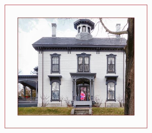 Santa\'s House? by Joline