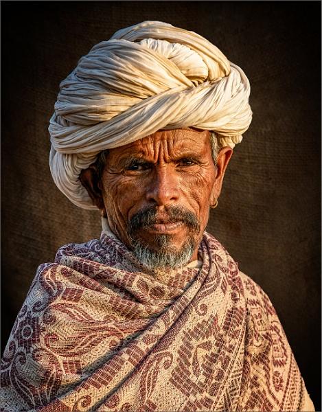 Tribesman from the desert