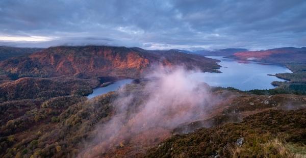 Loch Katrine by PaulHolloway