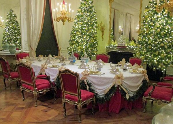 Festive Dining by Hurstbourne