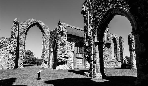 Ruins by nclark