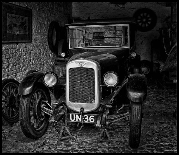 1930\'s Austin Seven (2) by PhilT2