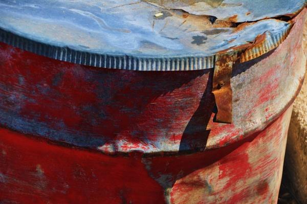 "\""MTS\"" - Metal, Rust & Shadows...  by Chinga"