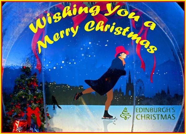 Christmas Greetings by mac