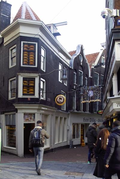 Cheese House Amaterdam by gunner44