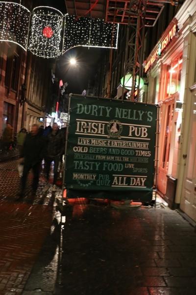 Amsterdam Irish Pub by gunner44