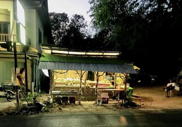 Coconut shop Koh Sumui by caj26