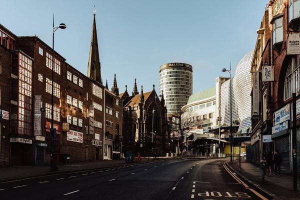 Christmas Day, Digbeth, Birmingham, UK by PentaxMac