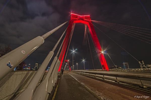 Red Bridge by joop_