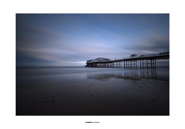 Winter Pier by jpappleton