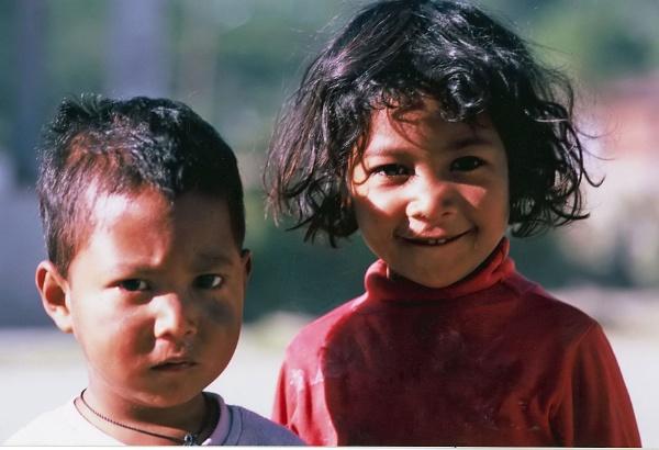Huambo Kids by riobom