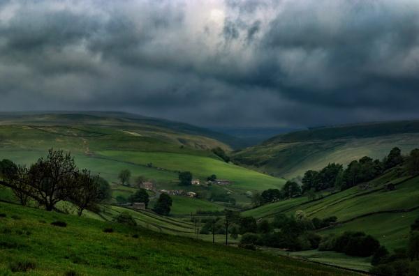 Yorkshire Dales by Muggeridge