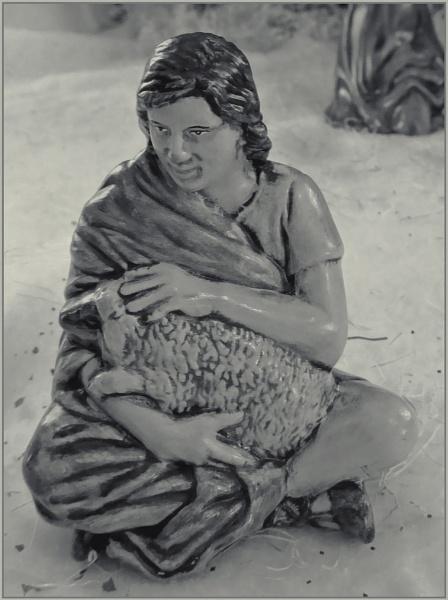 As Shepherds Watched Their Flocks by Joline
