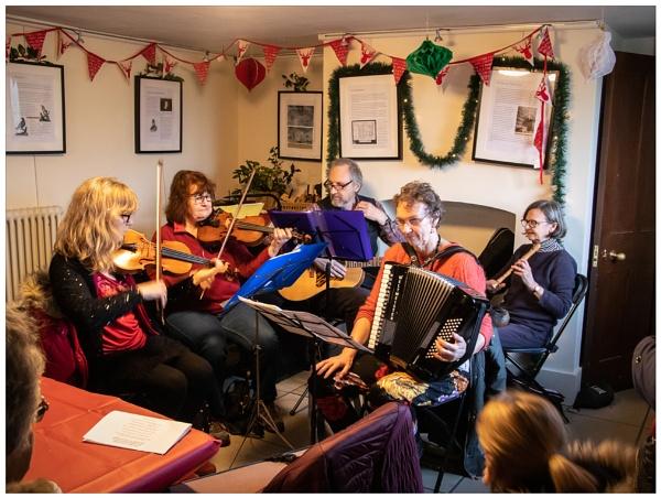 Folk at Christmas by SlowSong