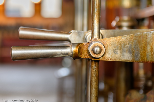 Levers by CImagery