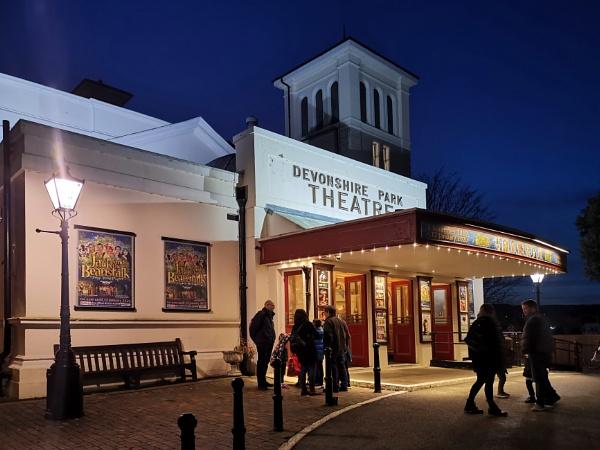 Devonshire Park Theatre by StevenBest
