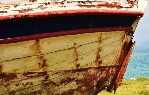 Wrecked boatabilia !! by Chinga