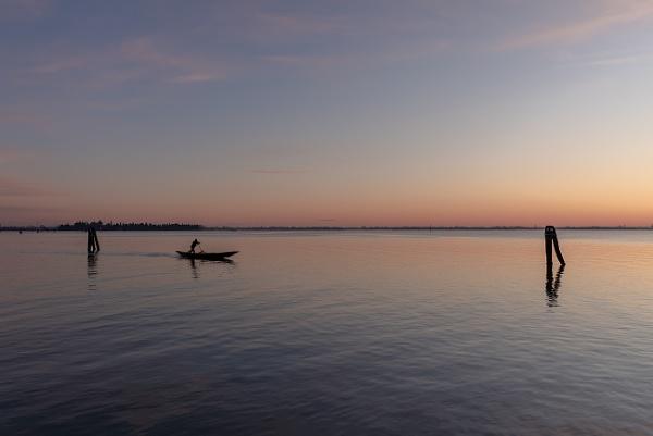 Sunset gondola... by trusth