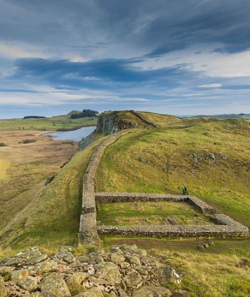 Hadrians Wall (Milestone 39) by Alex64