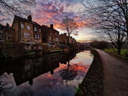 Rodley Sunset