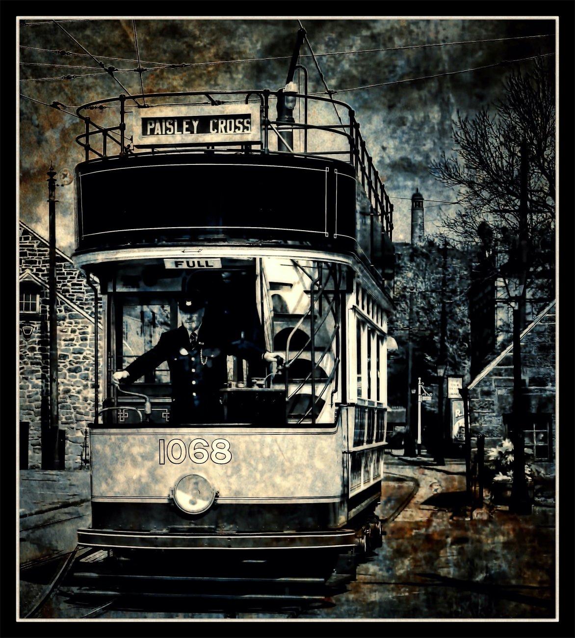 Manning the Tram