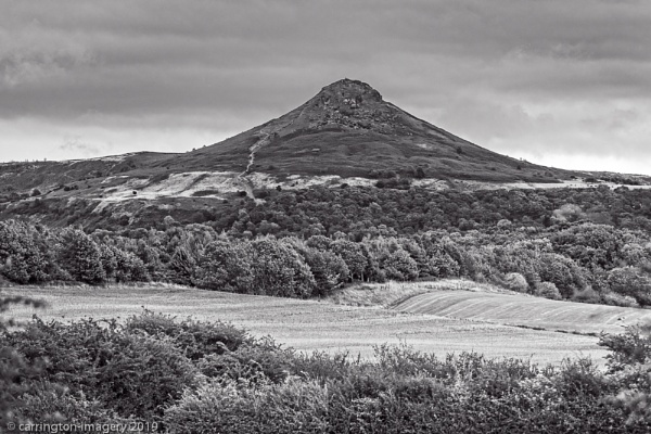 Roseberry Topping by CImagery