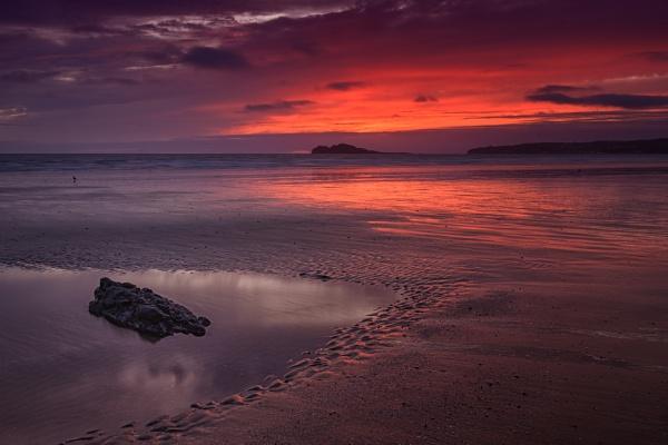 Portmarnock Sunrise by markst33