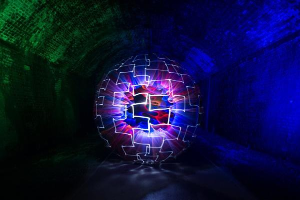 Light Cage by jasonrwl