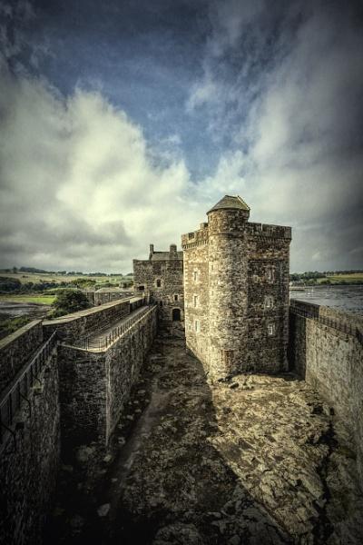 Blackness Castle by CanonMan