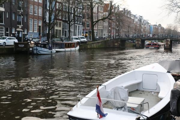 Amsterdam canals by gunner44