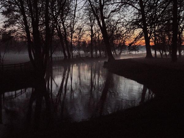 dusk by alfpics