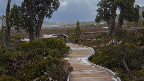 Tasmanian highlands by pax2u2