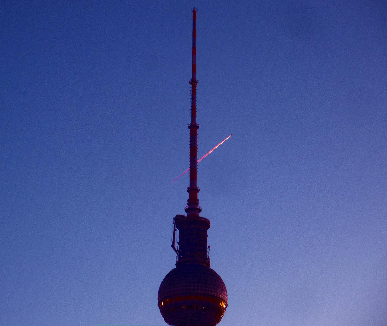 The Fernsehturm