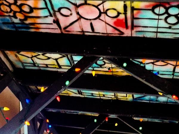 LIGHTS and PATTERNS ON JAMES ST S by TimothyDMorton