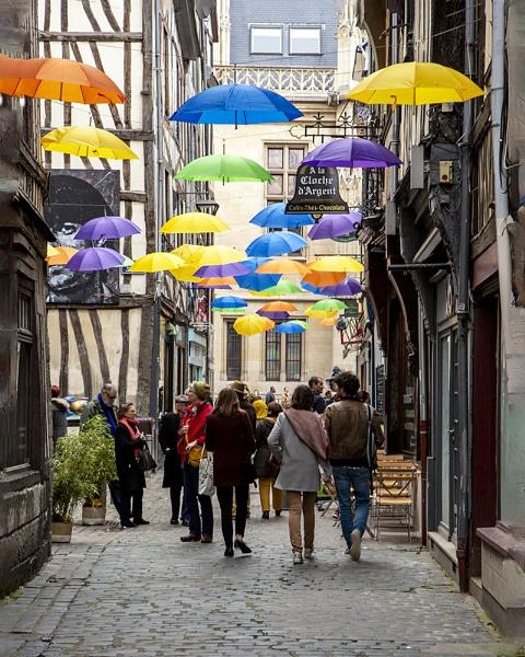 Umbrella cover by GordonLack