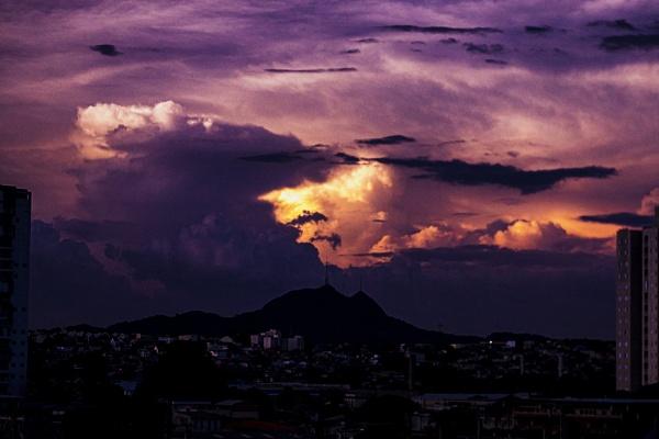 Sao Paulo evening by rnomis