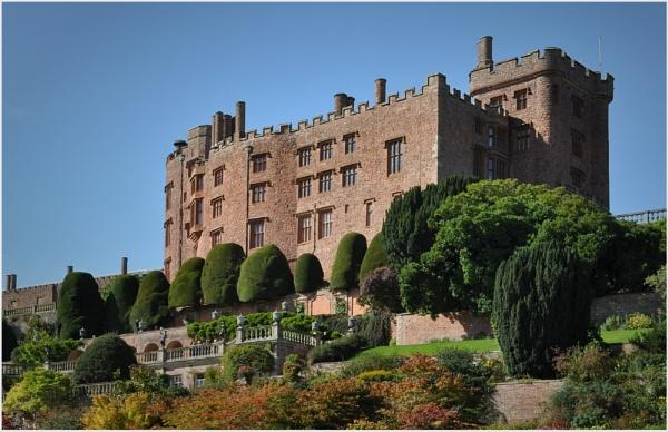 Powis Castle - Wales by PhilT2