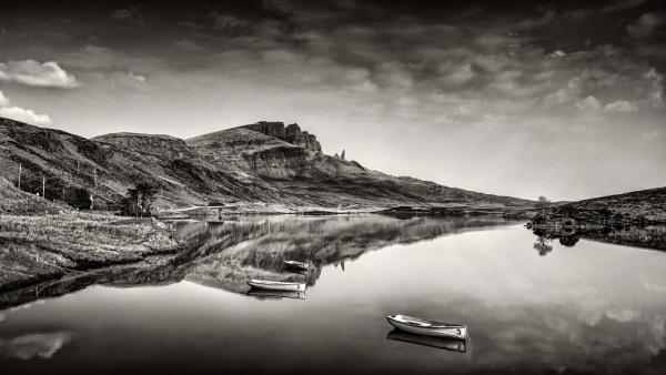 Boats on Skye by Pete2453